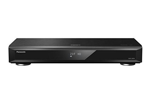 Panasonic DMR-UBS90EGK UHD Blu-ray Recorder & Twin DVB-S Tuner #schwarz