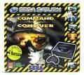 Konsole 2G #Command & Conquer Edition + Controller + Zubehör