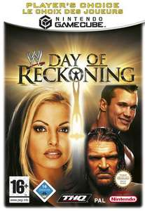 WWE Day of Reckoning [Players Choice]