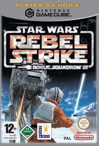 Star Wars - Rogue Squadron 3: Rebel Strike [Player's Choice]