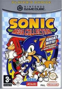 Sonic Mega Collection [Players Choice]