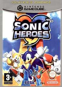 Sonic Heroes [Player's Choice]