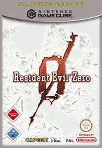 Resident Evil Zero [Player's Choice]
